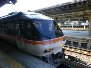 高山本線特急ひだ号1